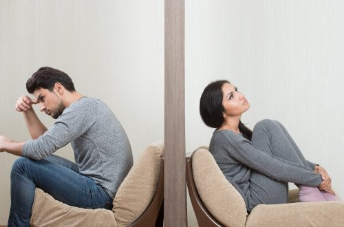 What can you do when he becomes emotionally distant?