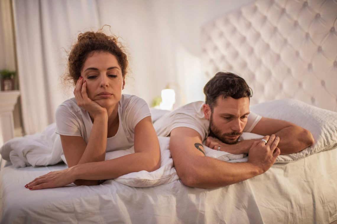 How to know it's now time to leave your partner
